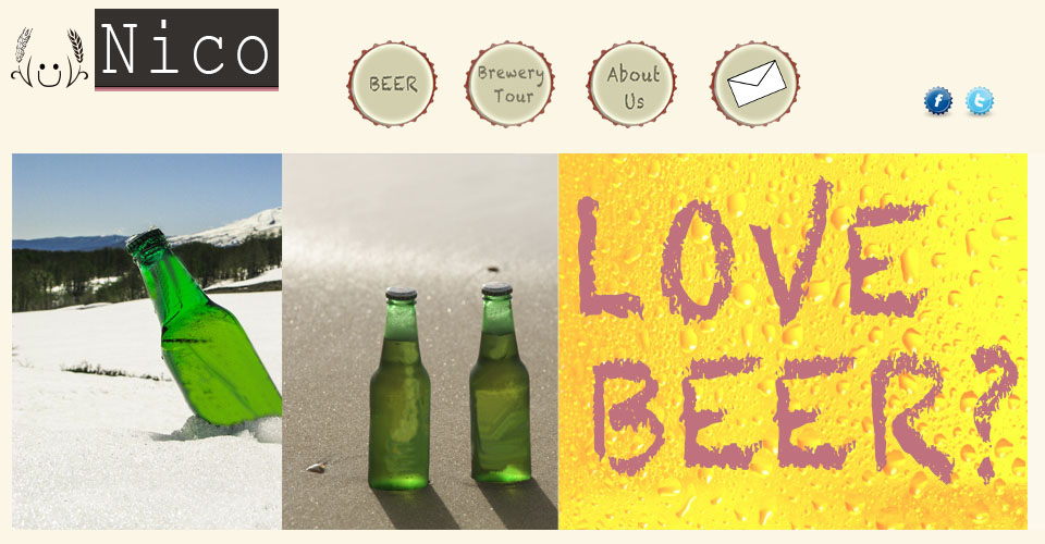 Nico Beer | Online Shopping